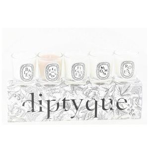✨ NWT DIPTYQUE MINI CANDLE SET GIFT SOLD OUT